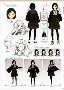 Rating: Safe Score: 11 Tags: atelier atelier_ayesha character_design expression heels hidari marion_quinn pantyhose User: Shuumatsu