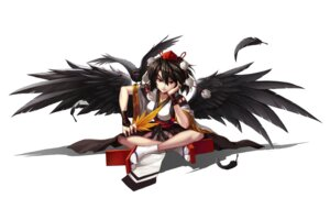 Rating: Safe Score: 30 Tags: shameimaru_aya shinebell touhou wings User: Mr_GT