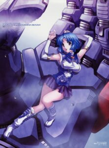 Rating: Safe Score: 22 Tags: kusuha_mizuha mercy_rabbit super_robot_wars User: Anonymous