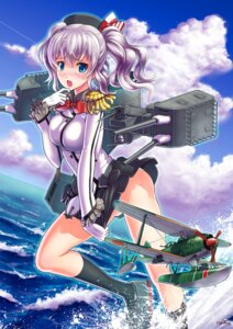 Rating: Safe Score: 31 Tags: kantai_collection kashima_(kancolle) number10_(hagakure) pantsu uniform User: Mr_GT