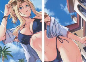 Rating: Questionable Score: 40 Tags: bikini cleavage elizabeth_mably freezing gap kim_kwang-hyun open_shirt screening swimsuits wet User: bdanime05