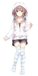 Rating: Safe Score: 78 Tags: cleavage mochizuki_shiina tagme thighhighs User: hiroimo2