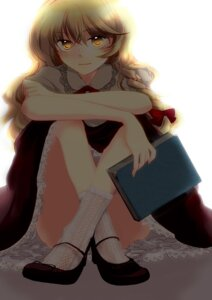 Rating: Safe Score: 19 Tags: kirisame_marisa touhou yonu User: Nekotsúh