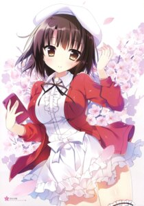 Rating: Safe Score: 44 Tags: dress katou_megumi saenai_heroine_no_sodatekata saenai_heroine_no_sodatekata_flat shiromochi_sakura User: Twinsenzw