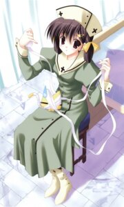 Rating: Safe Score: 17 Tags: nanao_naru nurse User: avrild12