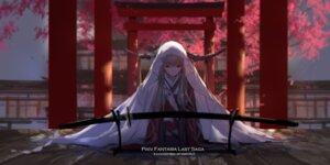 Rating: Safe Score: 33 Tags: horns japanese_clothes pixiv_fantasia pixiv_fantasia_last_saga swd3e2 sword User: Mr_GT