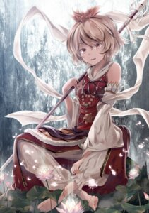 Rating: Safe Score: 32 Tags: supertie toramaru_shou touhou User: Mr_GT