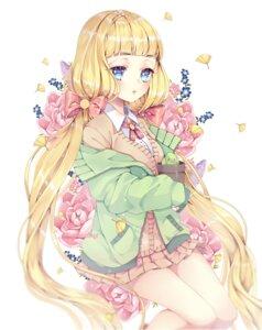 Rating: Safe Score: 21 Tags: hosha-usagi official_watermark sweater User: BattlequeenYume