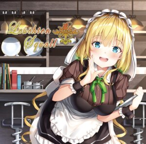 Rating: Safe Score: 43 Tags: disc_cover maid tagme waitress User: saemonnokami