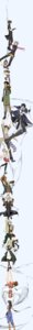 Rating: Safe Score: 4 Tags: cid_raines durarara!! final_fantasy final_fantasy_xiii gadot hope_estheim jihl_nabaat lebreau lightning maqui oerba_dia_vanille oerba_yun_fang parody sazh_katzroy serah_farron snow_villiers tatsuha yaag_rosch User: Radioactive
