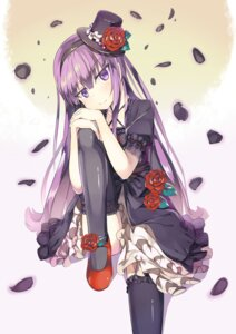 Rating: Safe Score: 36 Tags: gothic_lolita lolita_fashion seneto thighhighs User: Mr_GT