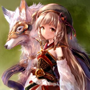 Rating: Safe Score: 67 Tags: armor granblue_fantasy hakutaku_(granblue_fantasy) sukemyon User: Mr_GT