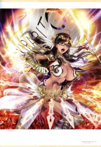 Rating: Questionable Score: 27 Tags: armor cleavage megane no_bra overfiltered sword tagme thighhighs underboob User: Radioactive