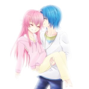 Rating: Safe Score: 13 Tags: agi angel_beats! hinata_(angel_beats!) yui_(angel_beats!) User: Radioactive