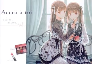 Rating: Safe Score: 50 Tags: dress hiten hitenkei tagme yuri User: kiyoe