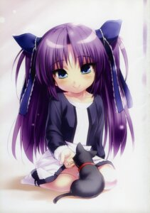 Rating: Safe Score: 9 Tags: dress little_busters! neko sasasegawa_sasami tagme User: kiyoe
