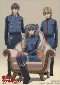 Rating: Safe Score: 15 Tags: edy_nelson uniform valkyria_chronicles welkin_gunther User: acas