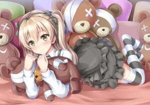 Rating: Safe Score: 39 Tags: girls_und_panzer kyamu shimada_arisu thighhighs User: Nepcoheart