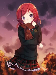 Rating: Safe Score: 75 Tags: love_live! nishikino_maki nonono pantyhose seifuku User: Mr_GT