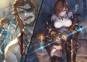 Rating: Safe Score: 11 Tags: armor bondage eyepatch granblue_fantasy tagme thighhighs torn_clothes User: kiyoe