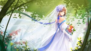 Rating: Safe Score: 30 Tags: dress hong_bai misaka_mikoto tagme to_aru_kagaku_no_railgun to_aru_majutsu_no_index wedding_dress User: Mr_GT