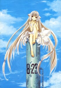Rating: Safe Score: 13 Tags: chii chobits clamp dress summer_dress User: Share