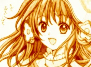 Rating: Safe Score: 11 Tags: godees hanato_kobato kobato monochrome User: charunetra