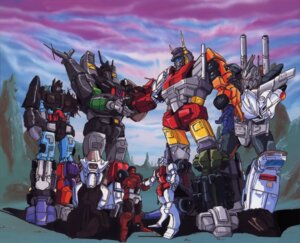 Rating: Safe Score: 6 Tags: air_rider bruticus guardian mecha menasor superion transformers wildrider User: Radioactive