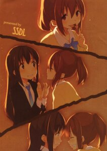 Rating: Safe Score: 27 Tags: kyuri seifuku yuri User: Radioactive