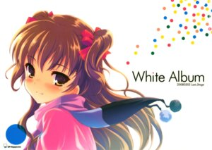 Rating: Safe Score: 26 Tags: ogata_rina ohara_tometa qp:flapper white_album User: petopeto