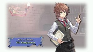 Rating: Safe Score: 2 Tags: atelier atelier_rorona game_cg iksel_jahnn kishida_mel male User: DimkaUA