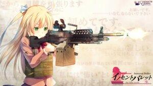Rating: Safe Score: 37 Tags: armor cinematograph gun innocent_bullet oosaki_shinya seifuku wallpaper yasouji_ai User: Communist