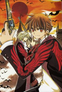 Rating: Safe Score: 4 Tags: clamp fai_d._flourite li_syaoran male tsubasa_reservoir_chronicle User: Share