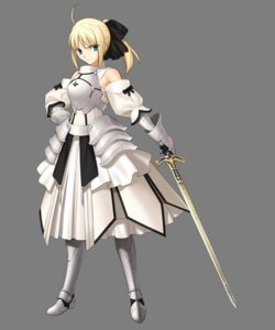 Rating: Safe Score: 62 Tags: armor fate/stay_night fate/unlimited_codes saber saber_lily sword takeuchi_takashi transparent_png type-moon User: Share