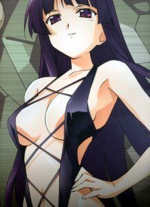Rating: Questionable Score: 23 Tags: cleavage jinki_extend shiba swimsuits tsunashima_shirou User: WhiteExecutor