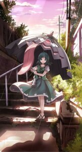 Rating: Safe Score: 23 Tags: heterochromia risutaru tatara_kogasa touhou User: Mr_GT