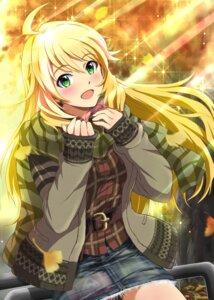 Rating: Safe Score: 51 Tags: araburu-hinadori hoshii_miki sweater the_idolm@ster User: animeprincess