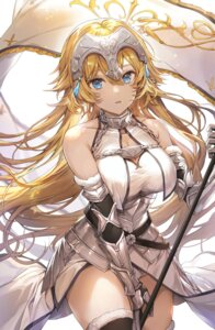Rating: Questionable Score: 70 Tags: armor breast_hold cleavage fate/grand_order jeanne_d'arc pillo thighhighs User: hiroimo2