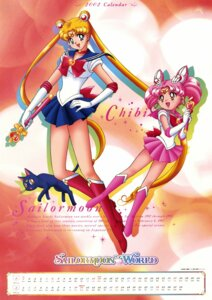 Rating: Safe Score: 11 Tags: calendar chibiusa heels luna_(sailor_moon) sailor_moon tsukino_usagi User: charunetra