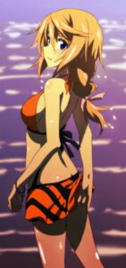 Rating: Safe Score: 64 Tags: bikini charlotte_dunois infinite_stratos swimsuits tappa yatanuko User: charunetra