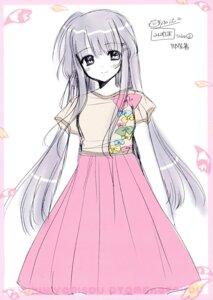 Rating: Safe Score: 14 Tags: hananomiya_mizuho nishimata_aoi sketch tsuki_ni_yorisou_otome_no_sahou User: Hatsukoi