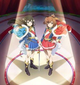 Rating: Safe Score: 15 Tags: aijou_karen heels kagura_hikari shoujo_kageki_revue_starlight sword tagme uniform User: saemonnokami
