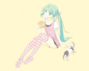 Rating: Safe Score: 17 Tags: hatsune_miku powhu vocaloid wallpaper User: anaraquelk2