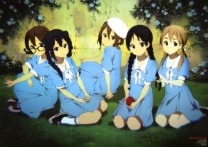 Rating: Safe Score: 55 Tags: akiyama_mio dress hirasawa_yui k-on! kotobuki_tsumugi megane nakano_azusa seifuku tainaka_ritsu yamada_naoko User: drop
