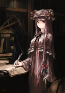 Rating: Safe Score: 59 Tags: jq patchouli_knowledge touhou User: sxx