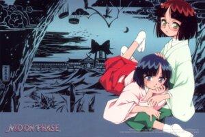 Rating: Safe Score: 3 Tags: midou_hikaru midou_kaoru tsukuyomi_moon_phase User: admin2
