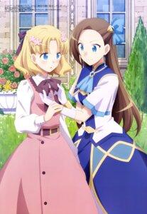 Rating: Safe Score: 43 Tags: dress katarina_claes maria_campbell ooshima_miwa otome_game_no_hametsu_flag_shika_nai_akuyaku_reijou_ni_tensei_shite_shimatta... User: drop