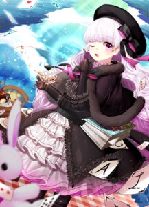 Rating: Safe Score: 23 Tags: dress fate/extra fate/grand_order fate/stay_night gothic_lolita lepoule_(kmjh90) lolita_fashion nursery_rhyme_(fate/extra) pantyhose User: JediJaina