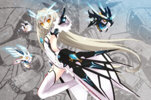 Rating: Questionable Score: 65 Tags: bodysuit elsword eve_(elsword) thighhighs uiu User: fairyren