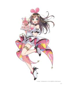 Rating: Safe Score: 22 Tags: a.i._channel dress garter heels kizuna_ai morikura_en User: Nepcoheart